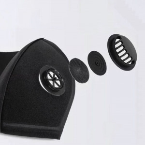Washable Reusable and Dustproof PM2.5 Pollution  Face Mask