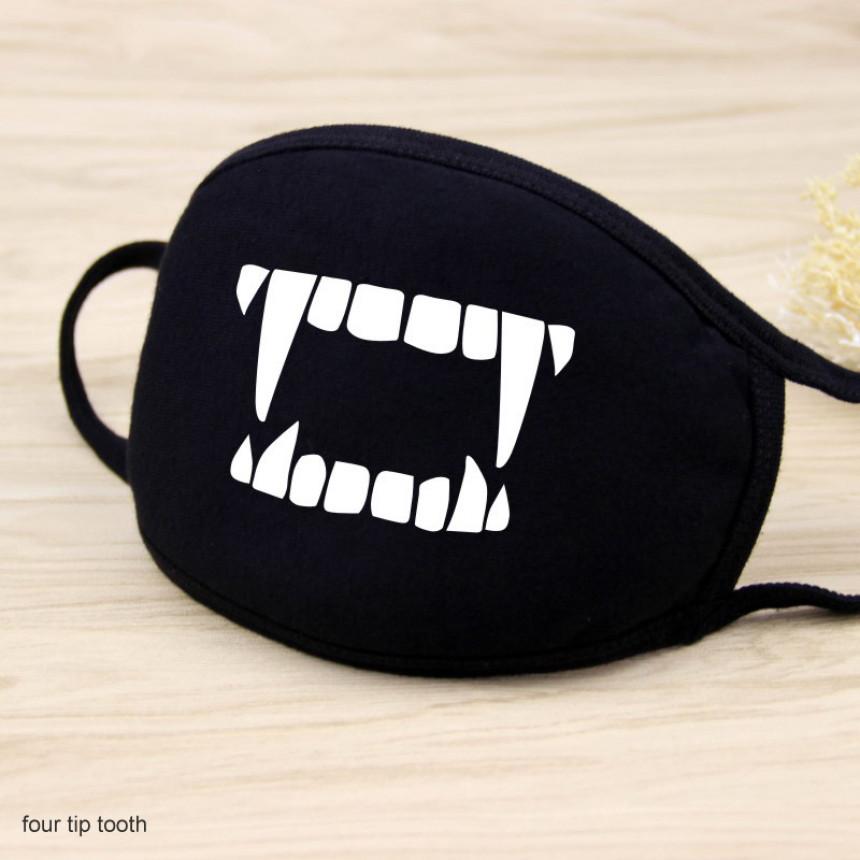 Cartoon Respirator  Face Mask with Respirator
