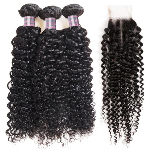 brazilian-curly-wave-hair-bundles-with-baby-hair--3-bundles-hair-weave-with-2x4-lace-closure