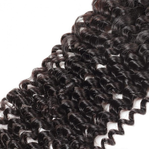 best curly hair weave brazilian 3 bundles hair weave with 2x4 lace closure