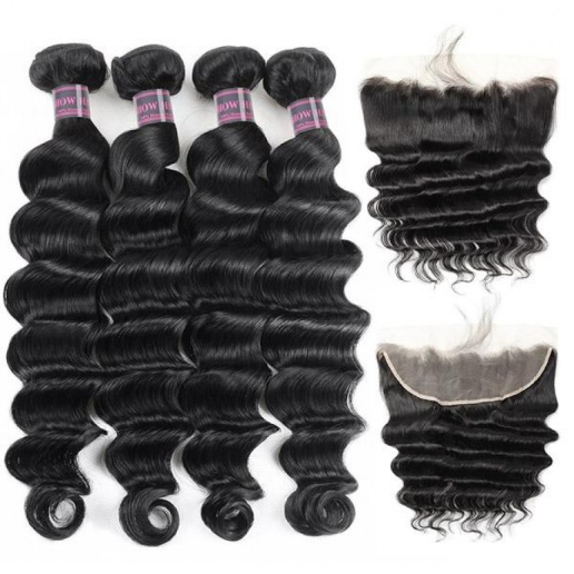 brazilian-loose-deep-wave-hair-bundles-with-13-4-ear-to-ear-lace-frontal-closure