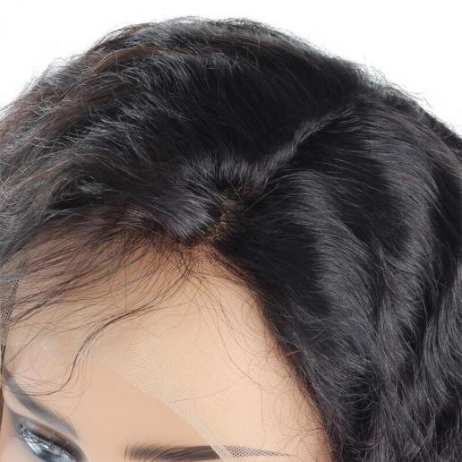 Short Bob Wig Brazilian Curly Virgin Human Hair Lace Front Wigs