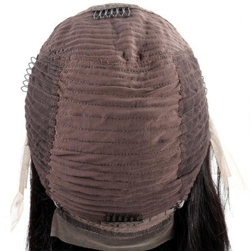 Straight Hair Lace Front Wig 100% Virgin Human Hair Wigs