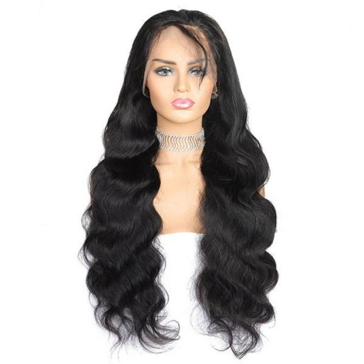 brazilian remy body wave hair 4x4 lace frontal wig