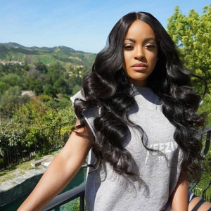 Virgin Peruvian Hair Body Wave 3 Bundles with 13*4 Lace Frontal