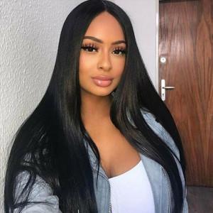 Peruvian Virgin Hair Straight Human Hair 3 Bundles