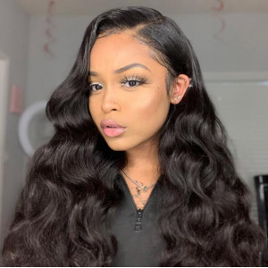 virgin malaysian hair body wave 4 bundles with lace closure